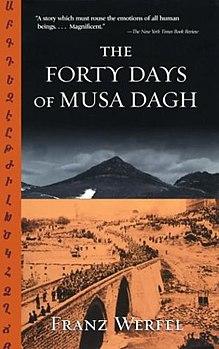 Մուսա լեռան քառասուն օրը - Վիքիպեդիա՝ ազատ հանրագիտարան