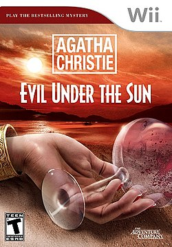 Agatha Christie։ Evil Under the Sun.jpg
