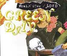 «Brain Stew / Jaded» սինգլի շապիկը (Green Day, 1996)