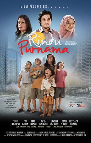 Rindu purnama (2011) Movie