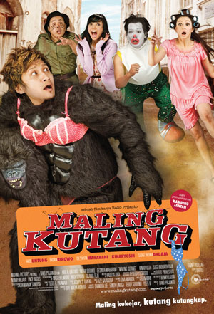 risky agus salim movies - Maling Kutang