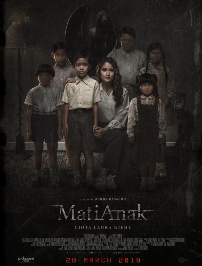 Hasil gambar untuk Matianak (2019) poster