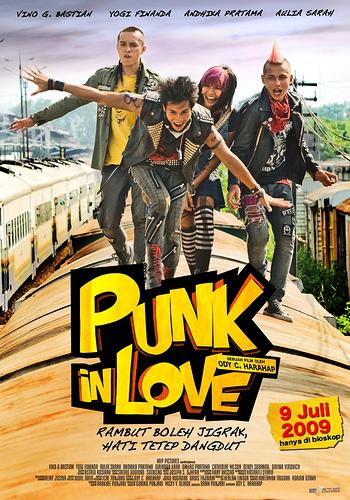 Punk In Love - Wikipedia bahasa Indonesia, ensiklopedia bebas