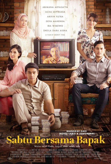 Download Sabtu Bersama Bapak (2016) WEB-DL Full Movie