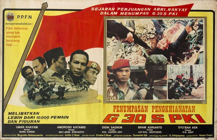 30hari30film: Pengkhianatan G 30 S / PKI (1984)