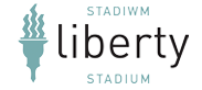 Liberty Stadium, Swansea, Stadium Logo.png