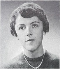 Stanley Ann Dunham 1960 Mercer Island High School yearbook.jpg