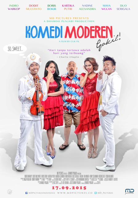 Komedi Modern Gokil (2015)