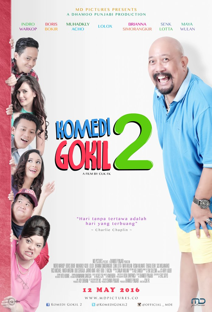 Download Komedi Gokil 2 (2016) WEB-DL Full Movie