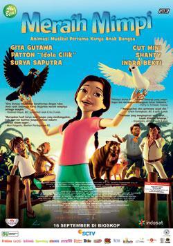 risky agus salim movies - Meraih Mimpi
