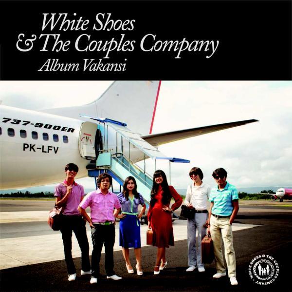 White Shoes The Couples Company Zamrud Khatulistiwa