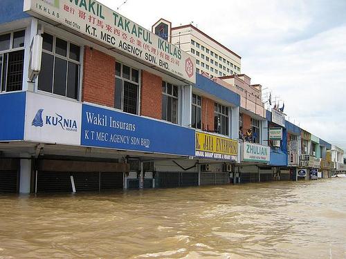 Banjir Malaysia 2006—2007 - Wikipedia bahasa Indonesia