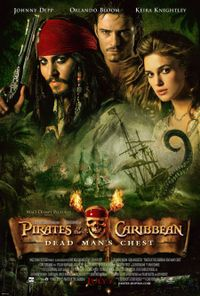 Kronologi cerita Pirates of the Caribbean