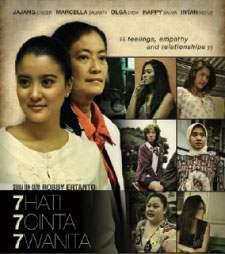 risky agus salim movies - 7 Hati 7 Cinta 7 Wanita