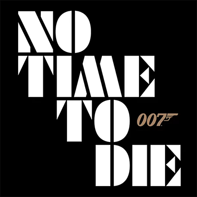 Poster lagu No Time To Die