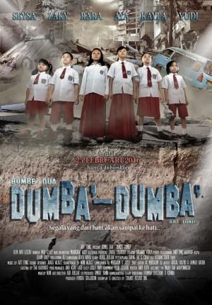 Download Film Bombe Dua Dumba-Dumba 2016 Bluray Full Movie