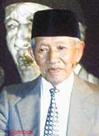 Gesang, maestro keroncong Indonesia (w. 2010)