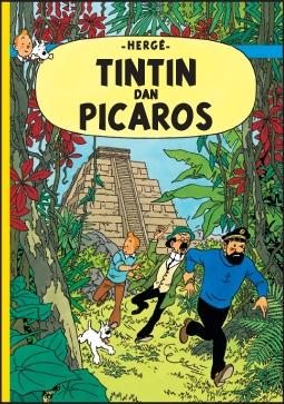 Tintin dan Picaros - Wikipedia bahasa Indonesia