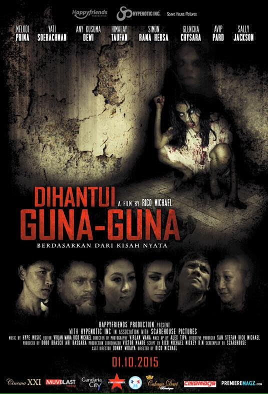 Watch Movie Dihantui Guna-guna (2015)