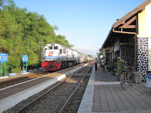 Cari Tiket Kereta Gajayana