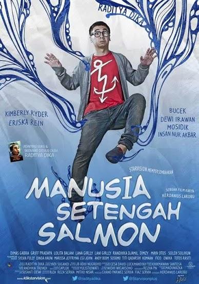 Image result for Manusia Setengah Salmon