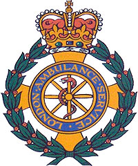 Logo London Ambulance Service