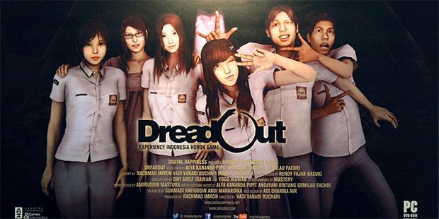 DreadOut - Wikipedia bahasa Indonesia, ensiklopedia bebas