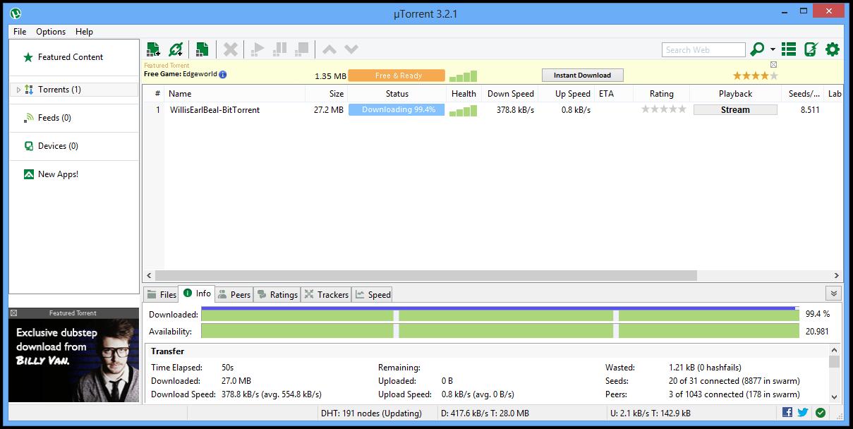 how to fix utorrent download speed