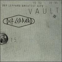 Vault: Def Leppard Greatest Hits(1980-1995) cover