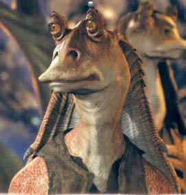 Jar Jar Binks Wikipedia Bahasa Indonesia Ensiklopedia Bebas