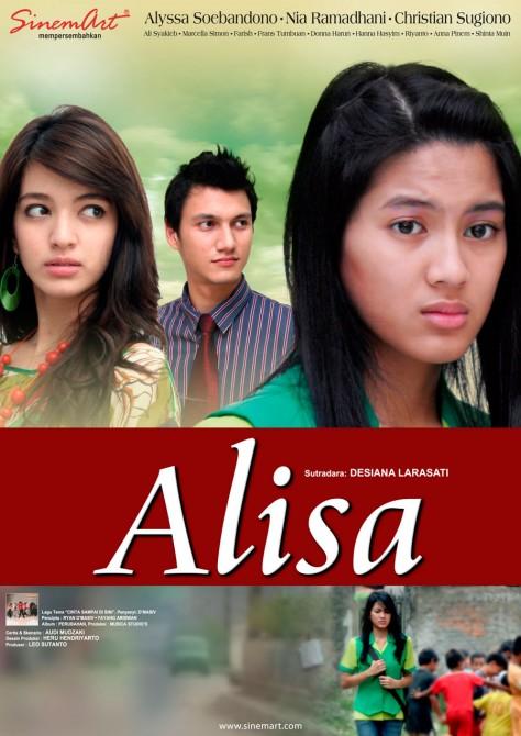 Alisa (sinetron) - Wikipedia bahasa Indonesia, ensiklopedia bebas
