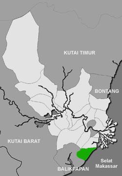 Kecamatan Samboja, Kutai Kartanegara