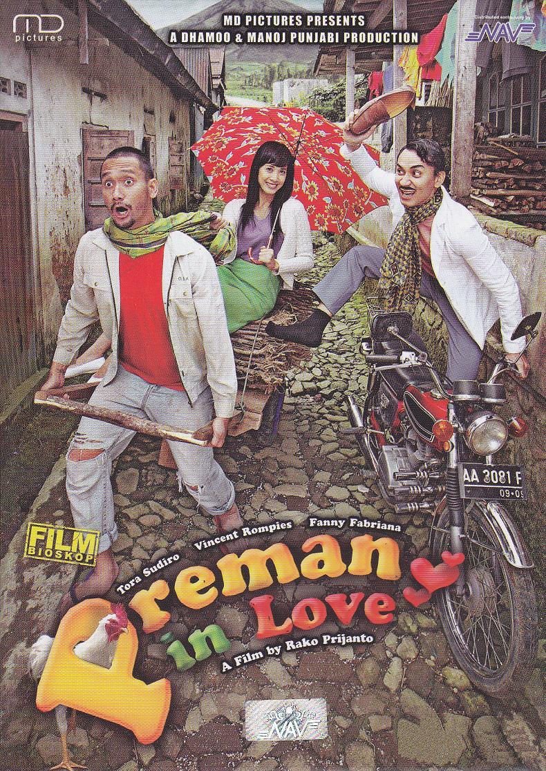 risky agus salim movies - Preman In Love
