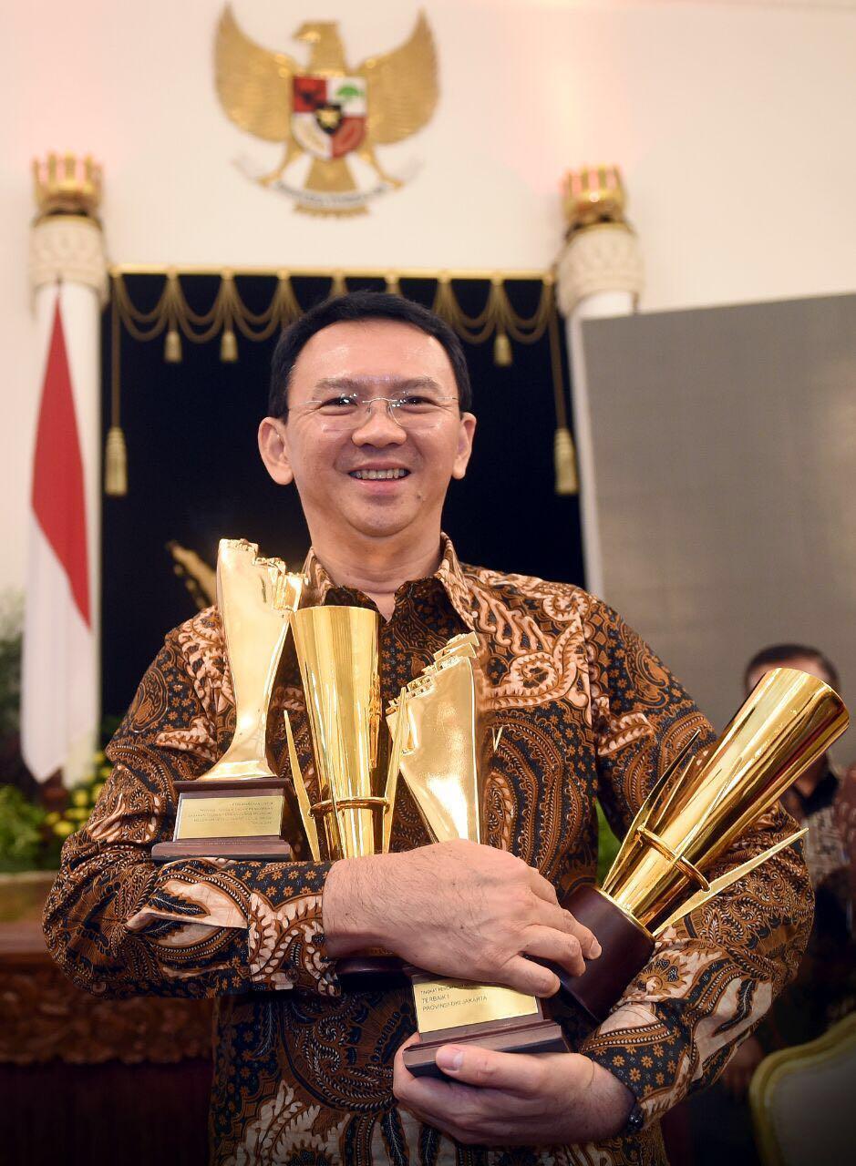 Karier Basuki Tjahaja Purnama sebagai Gubernur DKI Jakarta