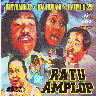 Ratu Amplop - Wikipedia bahasa Indonesia, ensiklopedia bebas