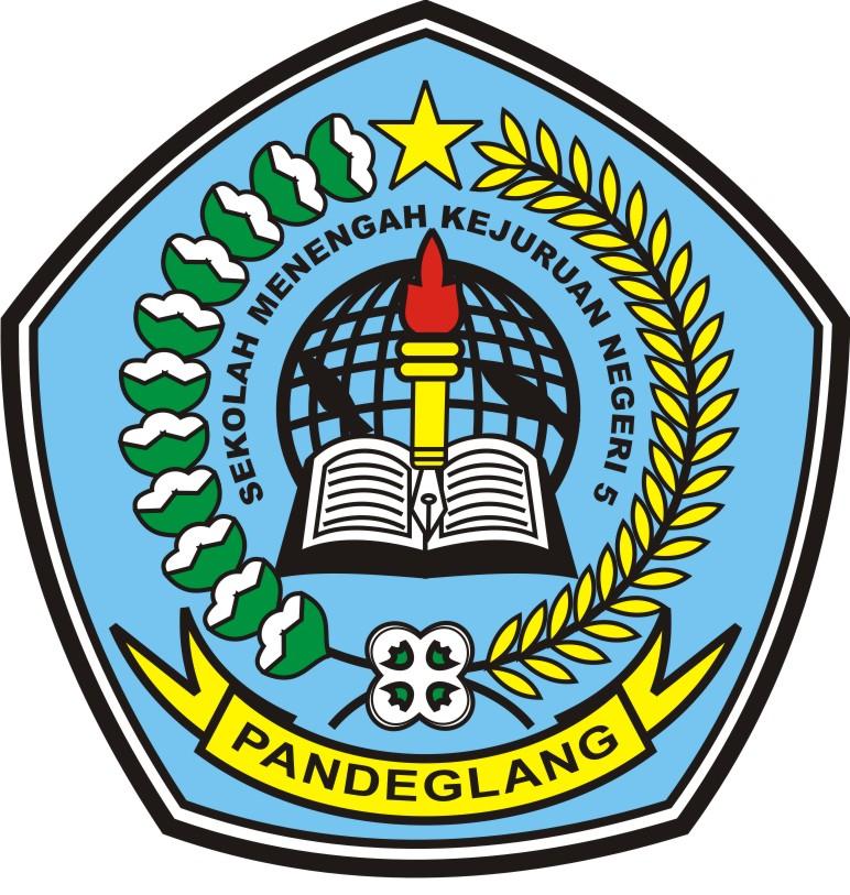 Logo smkn 5 pandeglang