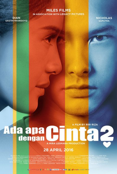 Ada Apa dengan Cinta? 2 - Wikipedia bahasa Indonesia, ensiklopedia bebas