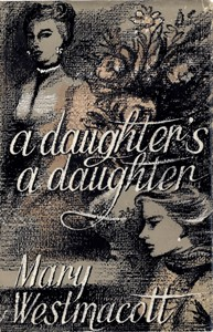 A Daughter's A Daughter First Edition Cover.jpg