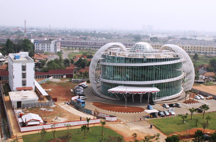 Tangerang merupakan salah satu kota terbesar di Indonesia