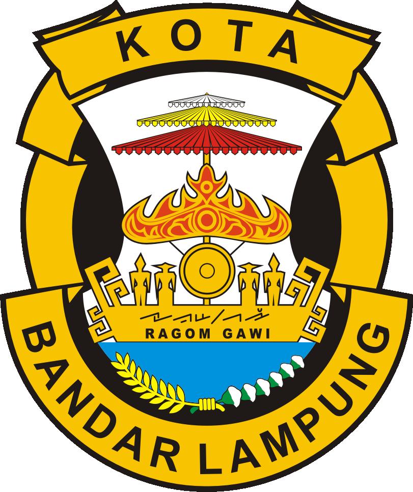 Berkas Logo Kota Bandar Lampung Baru Png Wikipedia Bahasa Indonesia Ensiklopedia Bebas