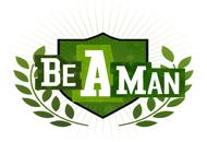 Logo Be A Man