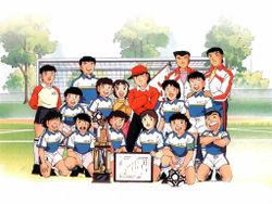 Captain tsubasa team.jpg