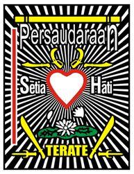 Persaudaraan Setia Hati Terate Wikipedia Bahasa Indonesia Ensiklopedia Bebas