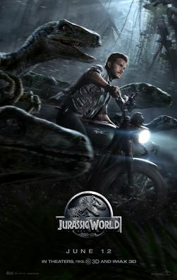 Jurassic World full movie (2015)