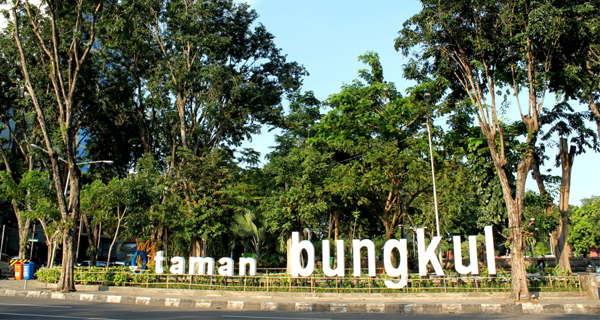 Image result for taman bungkul
