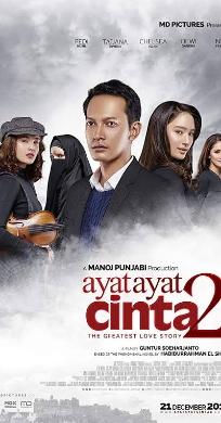 Ayat Ayat Cinta 2 Wikipedia Bahasa Indonesia Ensiklopedia Bebas
