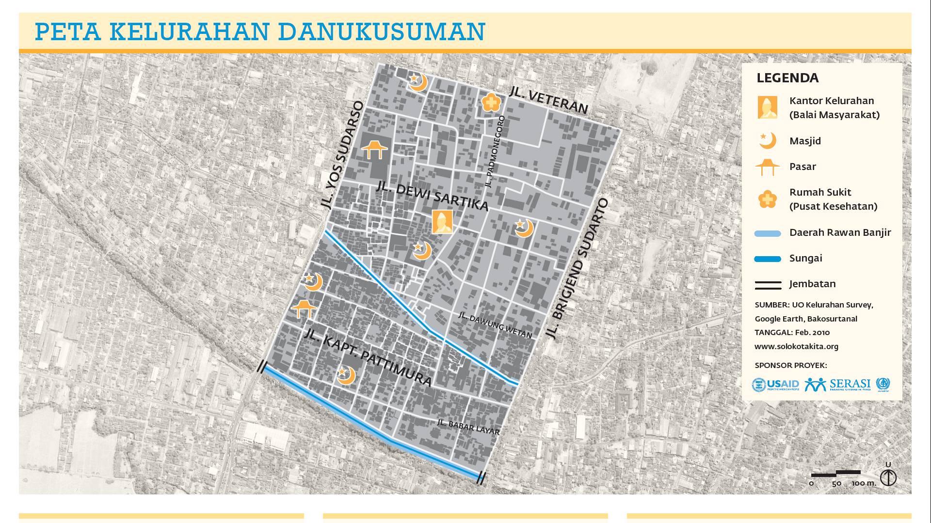 Danukusuman, Serengan, Surakarta - Wikipedia bahasa ...