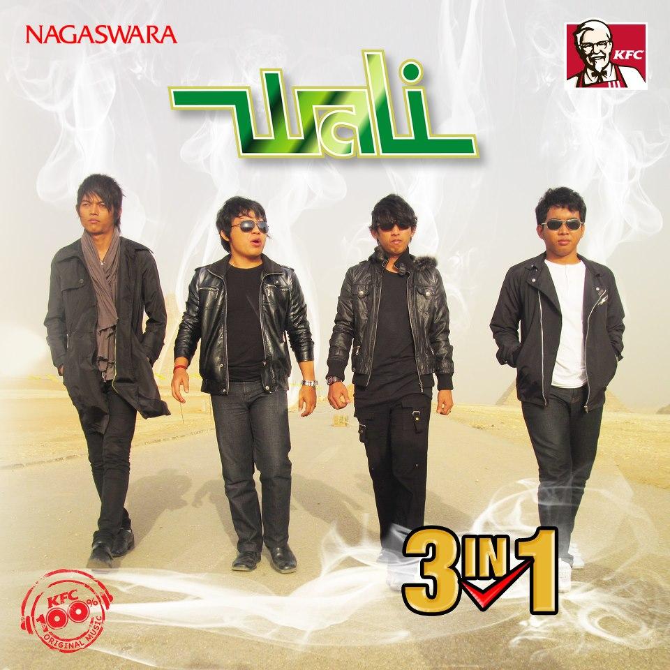 3 in 1 (album Wali) - Wikipedia bahasa Indonesia, ensiklopedia bebas