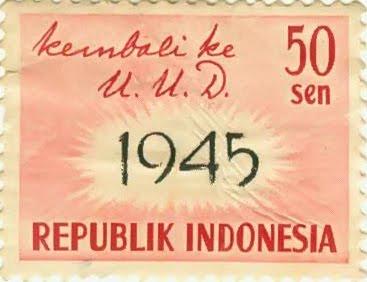 Sejarah UUD 1945