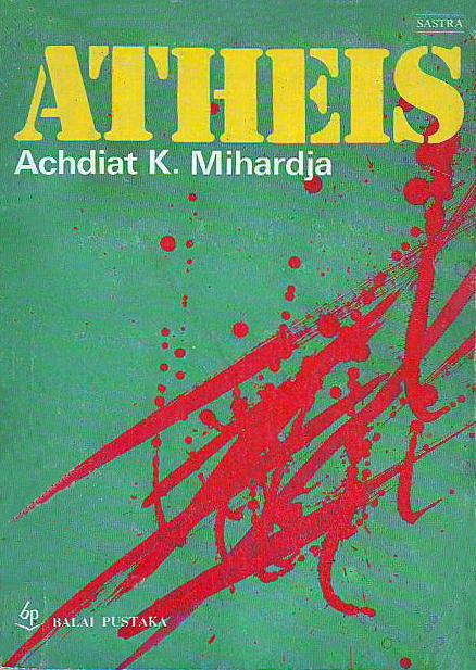 Atheis Novel Wikipedia Bahasa Indonesia Ensiklopedia Bebas